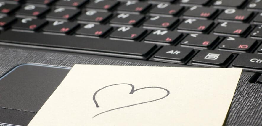 Анкета на международном сайте знакомств