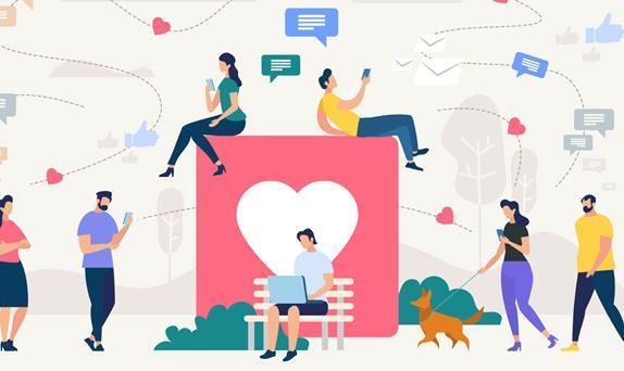 Онлайн знакомства