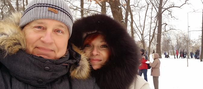 Robert & Liudmila