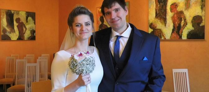 Екатерина и Йохен