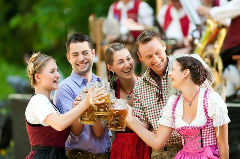 Традиционная немецкая одежда