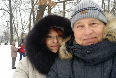 Liudmila & Robert