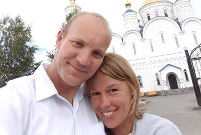 Светлана и Даниэль