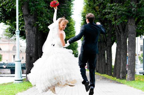 Немецкие свадебные обычаи