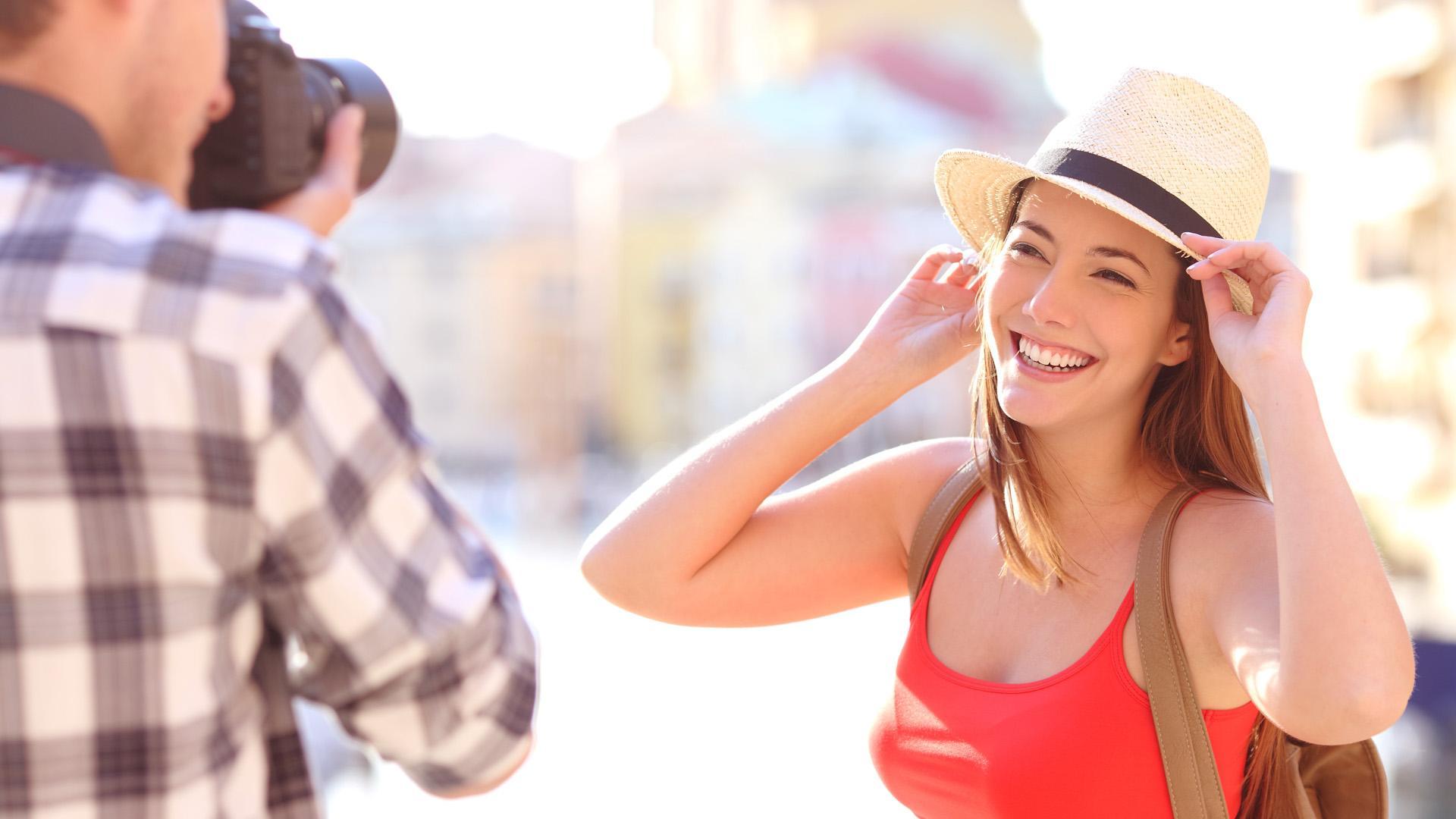 Фотография для сайта знакомств